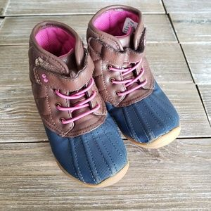 Other - Cute Toddler Girls Duck boots
